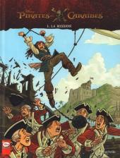 Pirates des Caraïbes -1- La mission