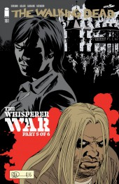 Walking Dead (The) (2003) -161- The Whisperer War (Part 5 of 6)