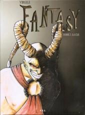 Fantasy -2- La Clé