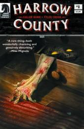 Harrow County (2015) -1- Harrow County #1