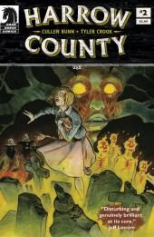 Harrow County (2015) -2- Harrow County #2