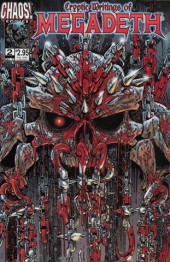 Cryptic Writings of Megadeth - Tome 2