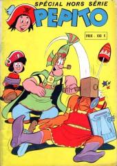 Pepito Magazine (1re série SAGE - GF)  -HS4- Pépito Hors Série N°4