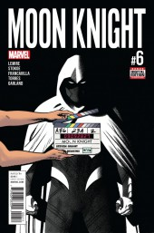 Moon Knight (2016) -6- Incarnations: Part 1 of 4