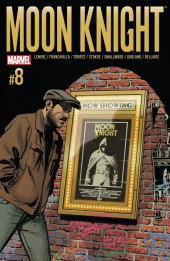 Moon Knight (2016) -8- Incarnations: Part 3 of 4