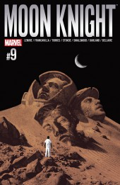 Moon Knight (2016) -9- Incarnations: Part 4 of 4