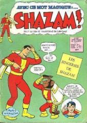 Shazam! Les aventures de Captain Marvel -8- Les singeries de Shazam