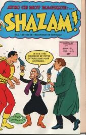 Shazam! Les aventures de Captain Marvel -9- La plus belle prise de l'année