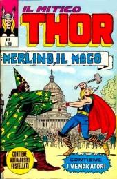 MiticoThor (Il) -6- Merlino, il Mago