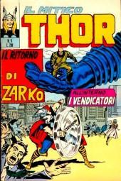 MiticoThor (Il) -9- Il Ritorno di Zarrko