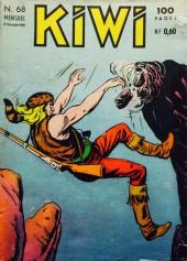 Kiwi -68- Le petit trappeur