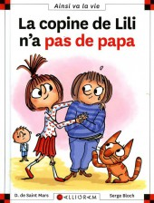 Ainsi va la vie (Bloch) -110- La copine de Lili n'a pas de papa