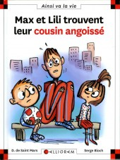 Ainsi va la vie (Bloch) -107- Max et Lili trouvent leur cousin angoissé