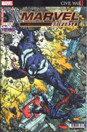Marvel Universe (Panini - 2016) -8- Venom : Chevalier de l'espace - Amis et Ennemis