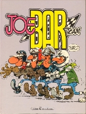 Joe Bar Team -1- Tome 1
