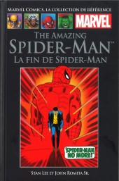 Marvel Comics - La collection (Hachette) -85VIII- Amazing Spider-Man - La Fin de Spider-Man