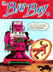 Big Boy -44- Captif du super-robot