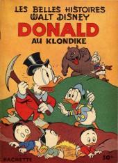 Les belles histoires Walt Disney (1re Série) -58- Donald au Klondike