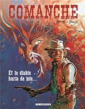 Comanche -9d2017- Et le diable hurla de joie...