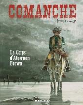 Comanche -10d2017- Le Corps d'Algernon Brown