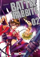 Battle Rabbits -2- Tome 2