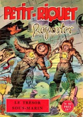 Petit-Riquet reporter -50- Le trésor sous-marin