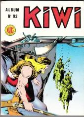 Kiwi -Rec092- Album N°92 (du n°378 au n°380)
