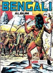 Bengali (Akim Spécial Hors-Série puis Akim Spécial puis) -Rec55- Album N°55 (du n°116 au n°122)