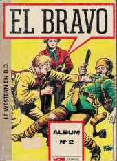 El Bravo (Mon Journal) -Rec37a- Album N°2 (du n°109 au n°111)