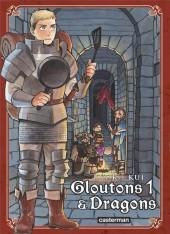 Gloutons & Dragons -1- Tome 1