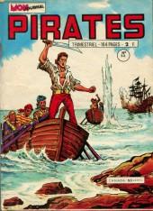 Pirates (Mon Journal) -52- MAROK l'Invincible ! - Le trésor de la maison perdue