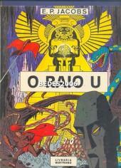 Le rayon U (en portugais) -a78- O Raio U