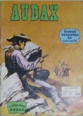 Audax (3e Série - Arédit) (1970) -14- Le sentier de l'honneur