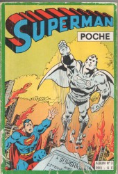 Superman (Poche) (Sagédition) -Rec03- Album N°3 (du n°7 au n°9)