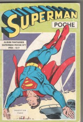 Superman (Poche) (Sagédition) -Rec30- Album Fantaisies N°7 (du n°92 au n°94)