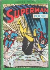 Superman (Poche) (Sagédition) -Rec08- Album N°8 (du n°22 au n°24)
