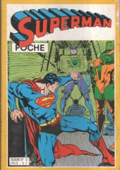 Superman (Poche) (Sagédition) -Rec12- Album N°12 (du n°34 au n°36)