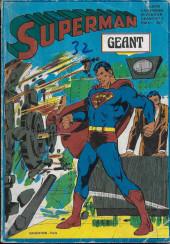 Superman Géant (Sagédition - 2e série) -Rec10- Album Fantaisies Géant N°5 (du n°28 au n°29)