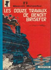 Benoît Brisefer -3a75- Les douze travaus de Benoit Brisefer