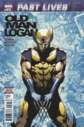 Old Man Logan (2016) -23- Past Lives: Part III of IV