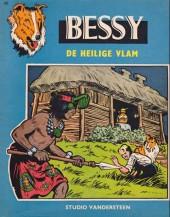 Bessy (en néerlandais) -48- De heilige vlam