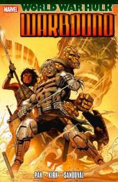 World War Hulk Aftersmash: Warbound (2008) -INT- World War Hulk: Warbound