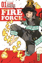Fire Force -1- Tome 1