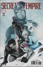 Secret Empire (2017) -0- Issue #0
