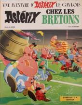 Astérix -8a1969- Astérix chez les Bretons