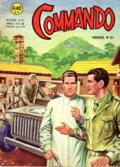 Commando (2e série - Artima) -31- Le tank 711 ne répond plus