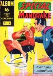 Mandrake (3e Série - Remparts) (Spécial - 1) -Rec16- Album N°16