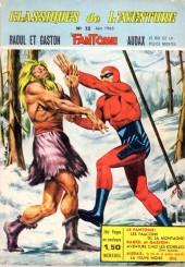 Les héros de l'aventure (Classiques de l'aventure, Puis) -12- Le Fantôme : Les faucons de la montagne