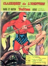 Les héros de l'aventure (Classiques de l'aventure, Puis) -15- Le fantôme : la naissance d'un guerrier