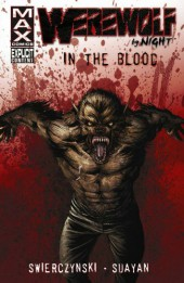 Dead of Night Featuring Werewolf by Night (2009) -INT- Werewolf by Night: In the Blood